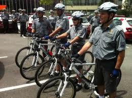 patrulha de biciclata
